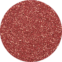 Deep Rose Gold Glitter